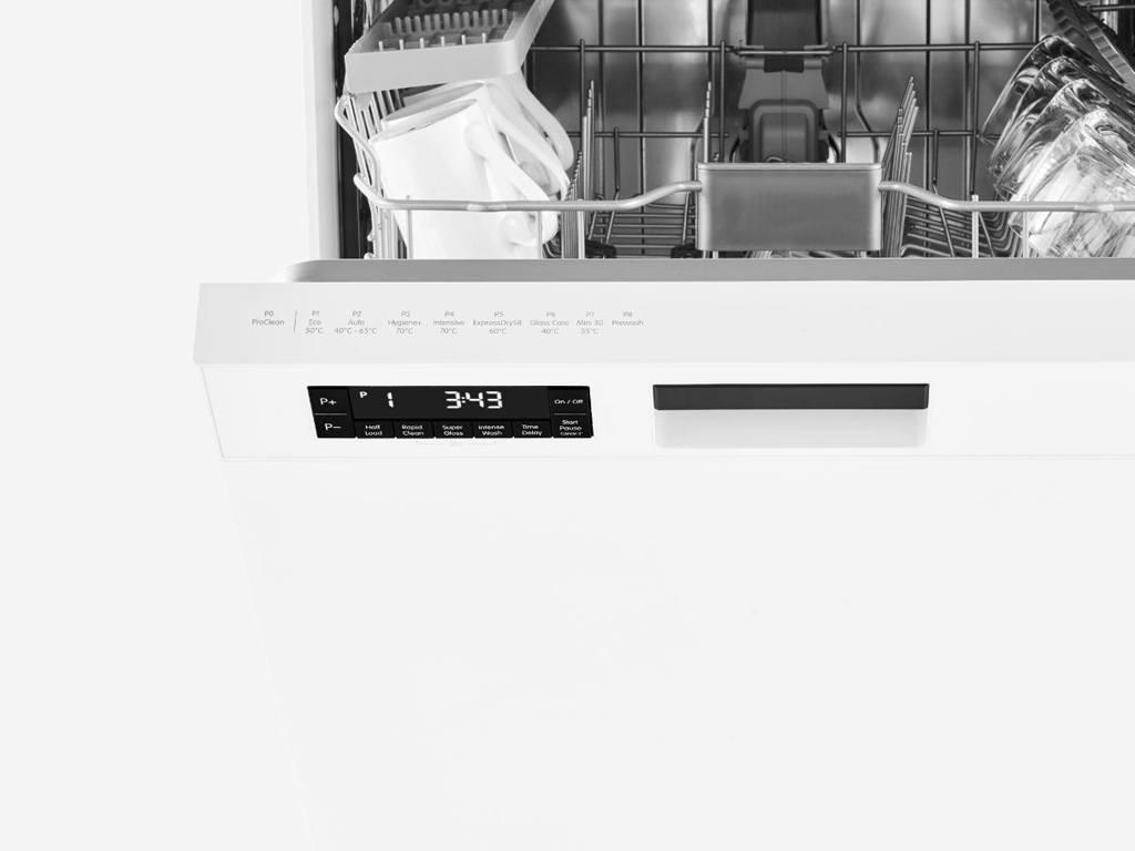 Dishwasher Special Design LCD Display