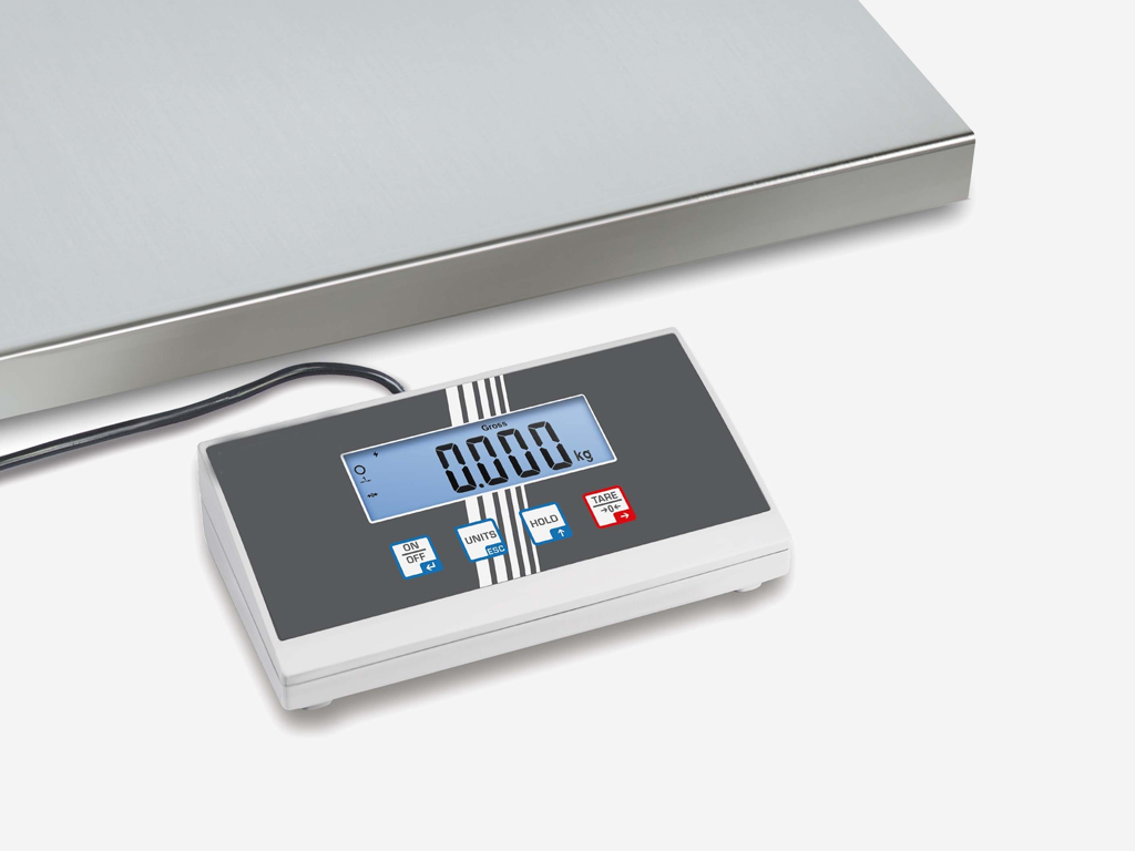 LCD Displays for Weighing Devices