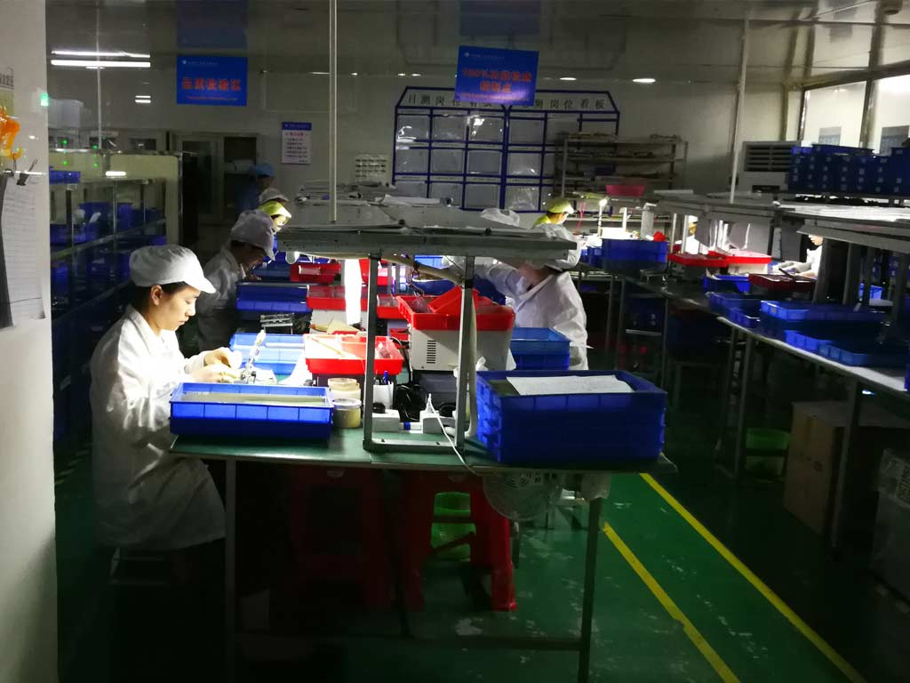 Yaoyu Factory Production