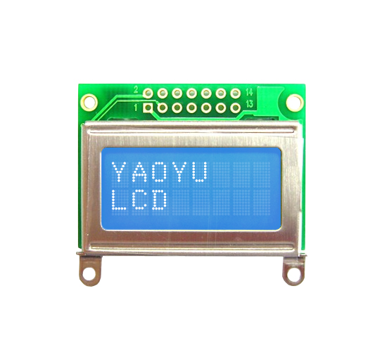 YMSC-C0802A Character LCD Display