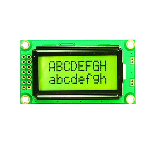 YMSC-C0802B Character LCD Display