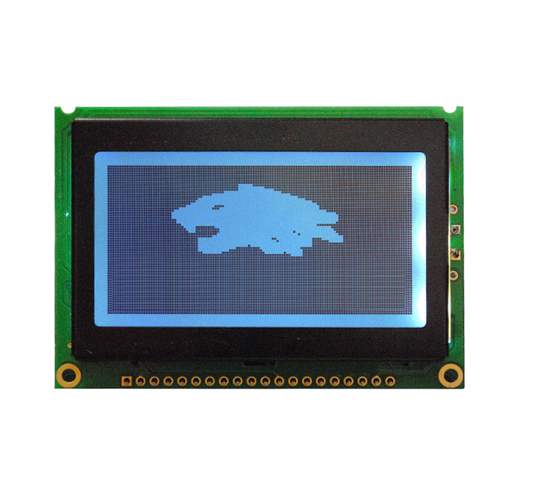 YMFG-G12864D Graphic LCD Display